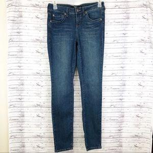 Torrid High Rise Skinny Denim Jeans Size 10T